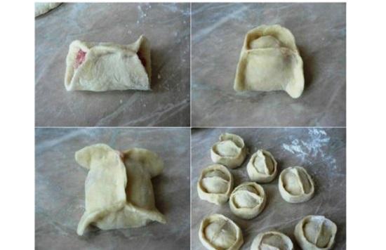 Как делать манты рецепты