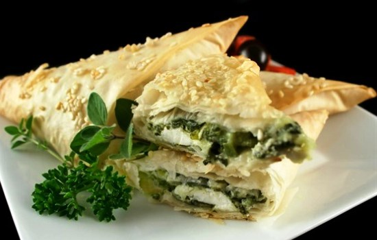 Хачапури с зеленью и сыром рецепт с фото
